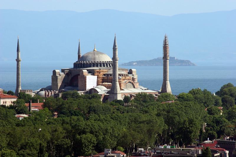 Aya Sofya, Istanbul / Haghia Sofia, Constantinople