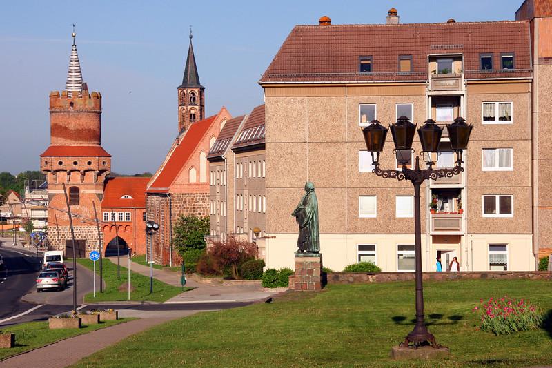 Mitteltor, Prenzlau