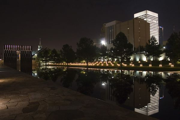 Oklahoma City National Memorial.