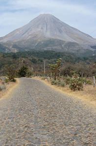 el volcan