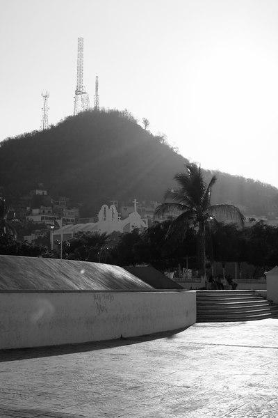 town center, manzanillo