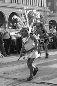 little aztec dancer