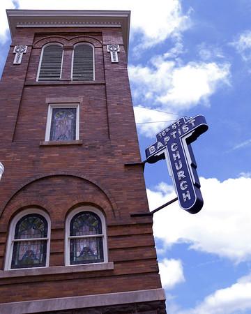 Civil Rights District - Birmingham