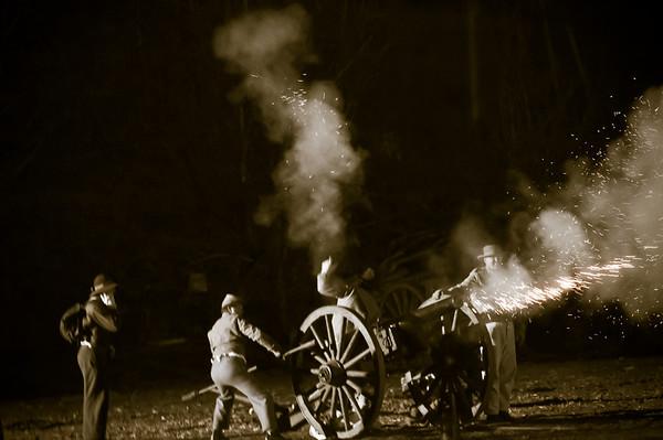 Civil War Reenactment 2010