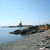 Fisgard Lighthouse - national historic site