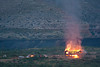 "Clarkdale ""Mansion"" Fire, Peck's Lake Area, Clarkdale, AZ, 6/25/2010, 5:16 am"