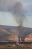 "Clarkdale ""Mansion"" Fire, Peck's Lake Area, Clarkdale, AZ, 6/25/2010, 5:40 am"