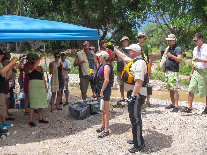 Altria/Team Marlborough Flaot Trip, 7/18/13