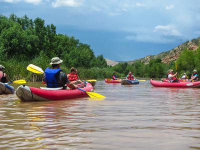 Clarkdale Verde River Trip & Launch site improvements