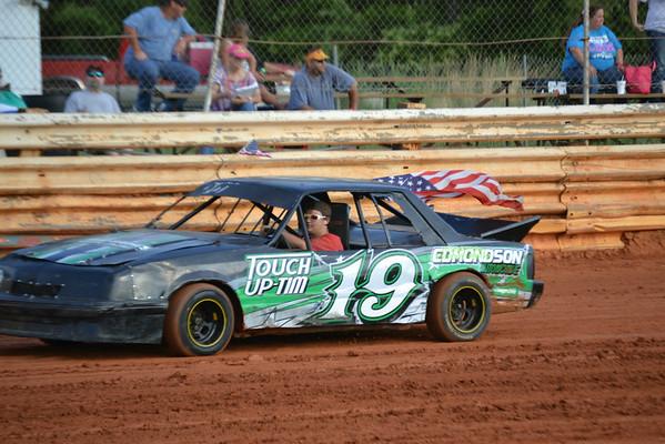 Clarys Speedway July 4th 2014