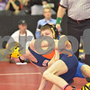 2013 Iowa Individual State Tournament Class 1A 1st Rd<br /> 106 - Tanner Greenwald (Wilton) dec Jimmy Abell (Colfax-Mingo) 6 - 3