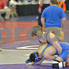 2013 Iowa Individual State Tournament Class 1A 1st Rd<br /> 113 Hunter Washburn (Alburnett) dec Aaron Bartenhagen (Durant) 10-6