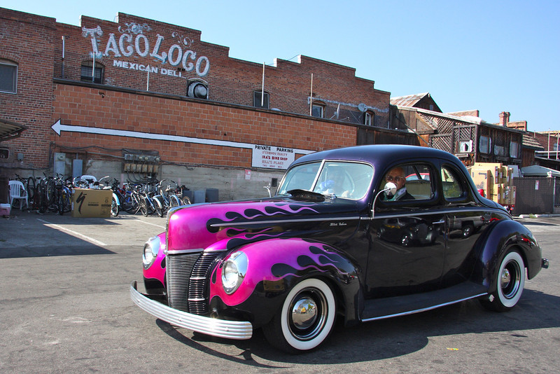 Hot Ford_ The Arroyo Grande Village hosts the Arroyo Valley Car Sho the last Saturday of each July.