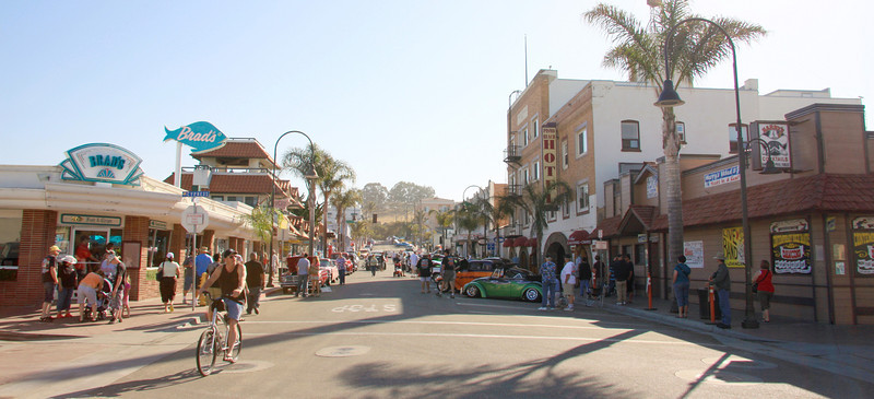 Cassic Pismo_ Life in a beach town.