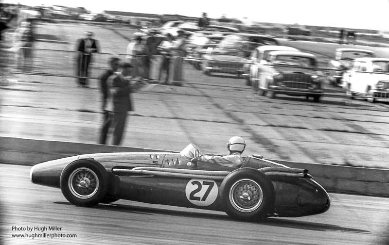 Maserati 250F, Silverstone 1964