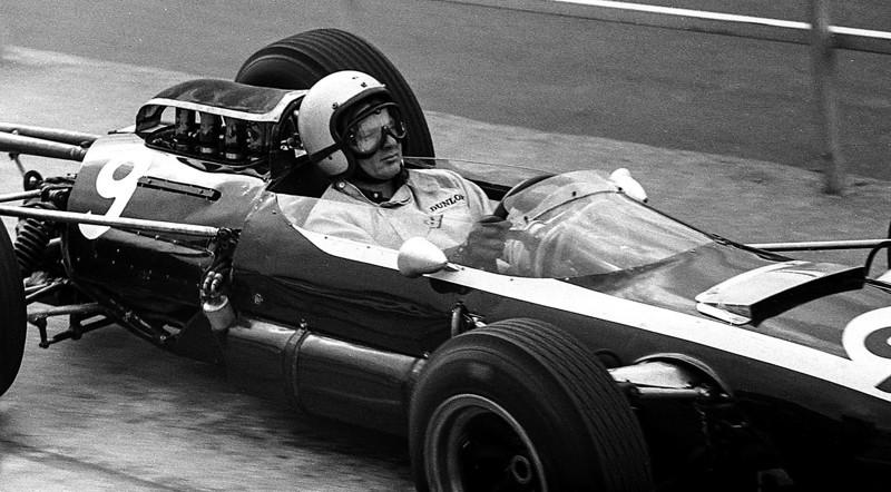 Bruce McLaren, Cooper