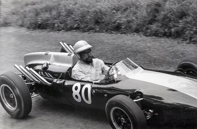 Peter Westbury, Felday Daimler Special, Shelsley Walsh