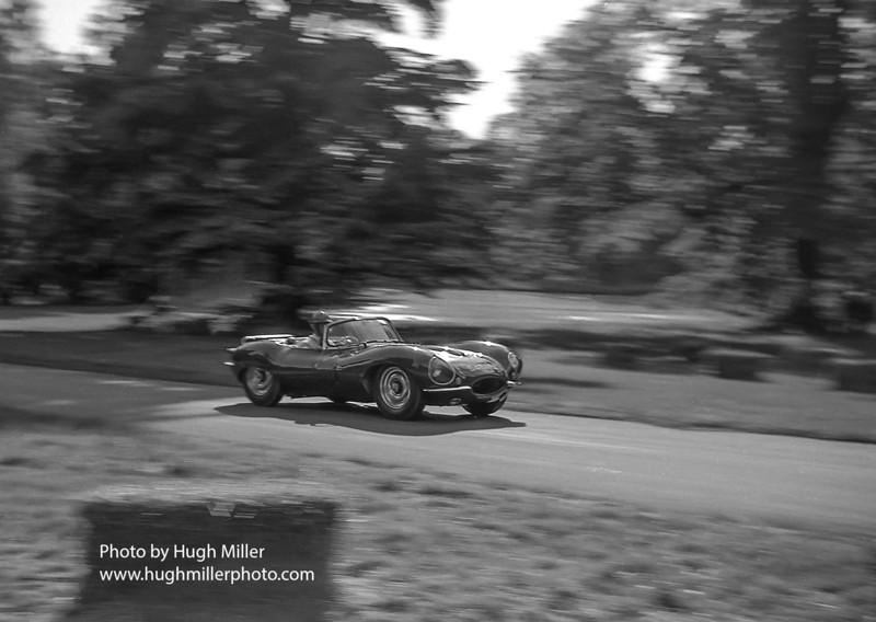 Jaguar XKSS, Château Impney