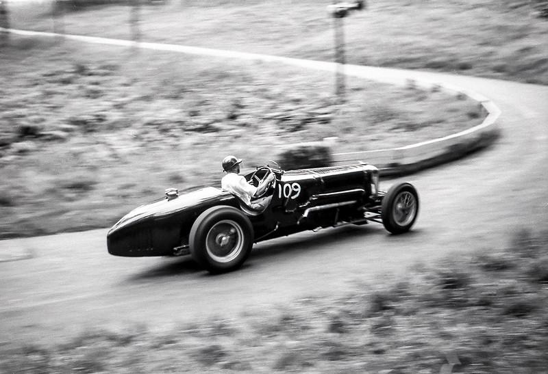 Bugatti, Prescott Hill Climb