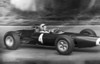 Peter Gethin (?) F1 BRM