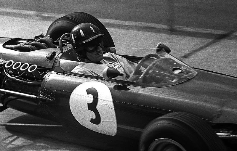 Graham Hill, BRM