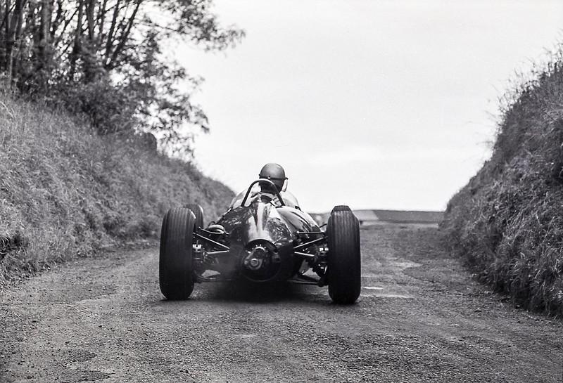 Tony Griffiths, F1 BRM, Shelsley Walsh