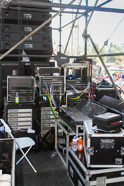 monitor mixer