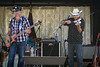 Dan and Buck fiddlin'
