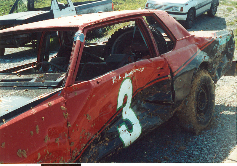 My old Demolition Derby Car