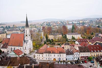 Melk Town