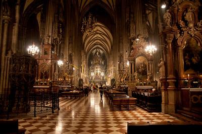 St Stephens Vienna