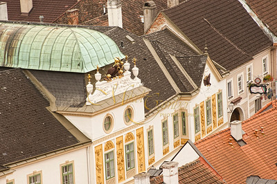 Melk rooftops
