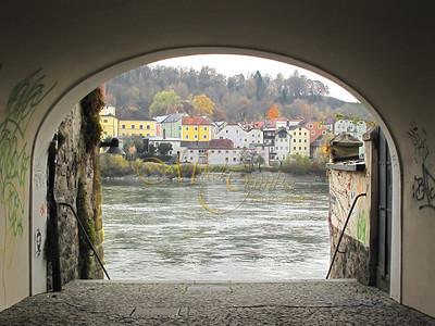 Passau arch