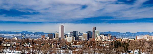 Denver skyline pano1