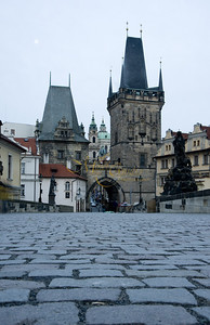 Charles Bridge-west