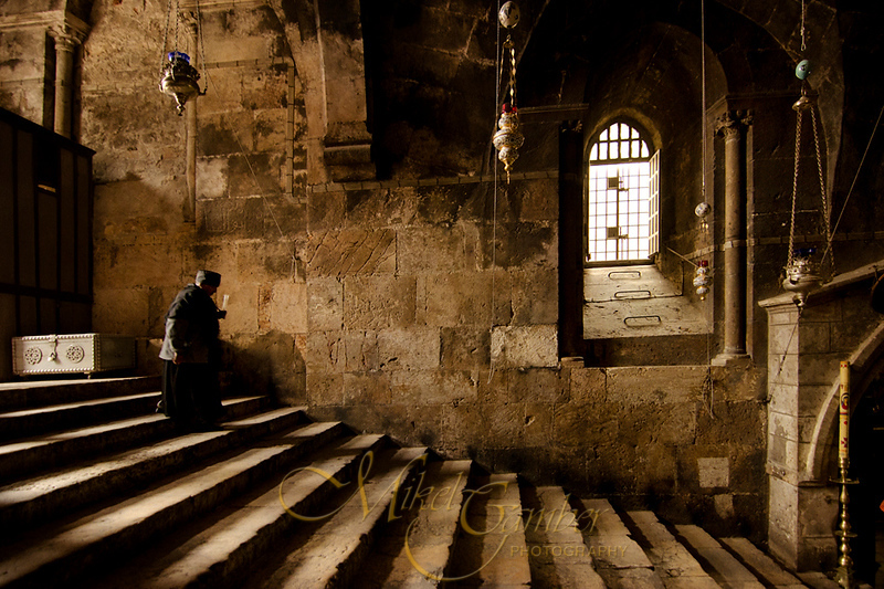 Mary's tomb Orthodox