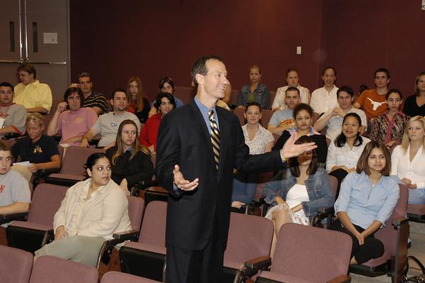 Classroom-Barth Instructing