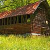 Barn on Joe Brown Highway - Ogretta area