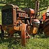 McCormick-Deering Tractor - Rusty Spur Farm