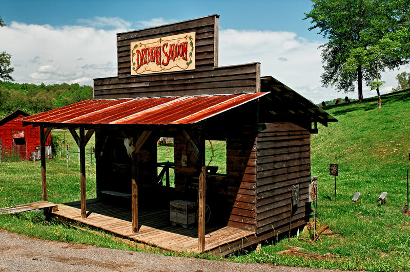 Dry Bean Saloon - Rusty Spur Farm