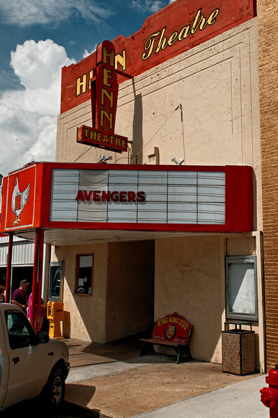 Henn Theater, Downtown Murphy, NC