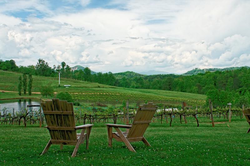 End of the Day, Crane Creek Vineyard