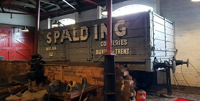 No52 4w 5 Plank end Tippler, carries name 'Spalding'   10/11/18