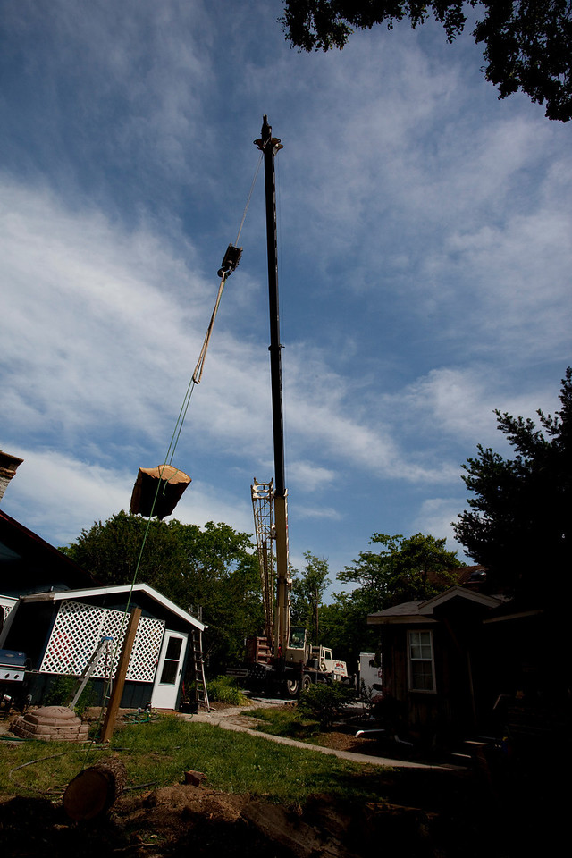 ABC Tree service came through again with the right      equipment making the clean up of all the big pieces