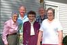 Edna, Clem, Johnny T & Daughter & Jim