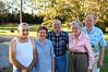 Eugene, Gerlene, Jim, Edna & Clem