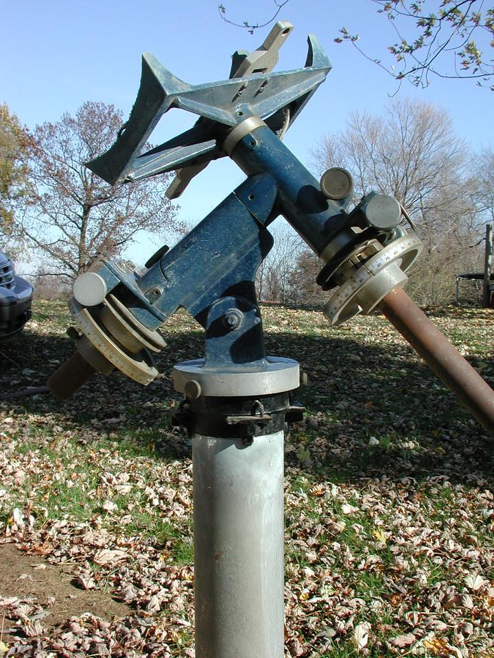 Cleveland Astronomics Mount