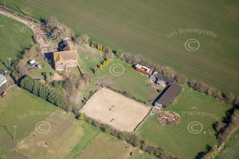 Aerial photo of Farm1-4