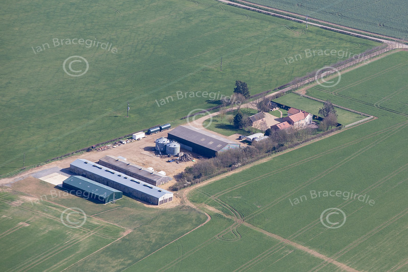 Aerial photo of Farm2-4