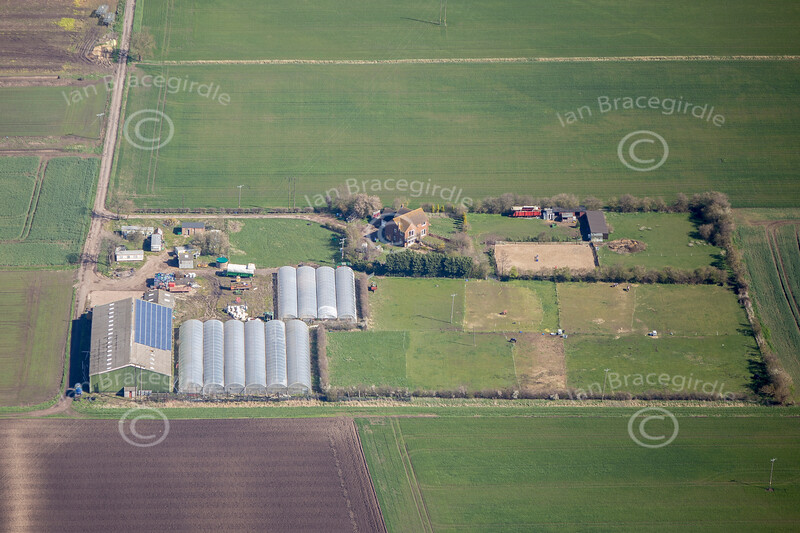 Aerial photo of Farm1-3